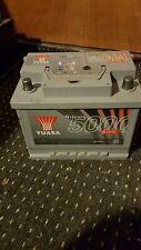 Yuasa Silver 5000 12v Hsb013 62ah 620a car battery