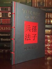 The Art of War by Sun Tzu Trans. by James Trapp Bilingual New Deluxe Hardcover