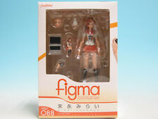 figma 088 figma Mirai Suenaga Culture Japan Max Factory