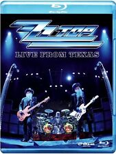 "ZZ TOP ""LIVE FROM TEXAS"" BLU RAY NEU"