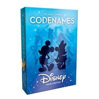 Codenames Disney Card Game - Brand New & Sealed - English Version