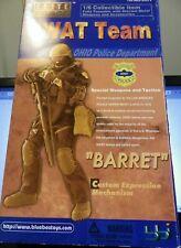 Elite Force SWAT Team 'Barret'' 1/6 scale figure. Blue Box Toys. Mint.