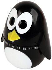Penguin Kitchen Timer Kikkerland 057029