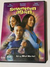 SEVENTEEN AGAIN DVD 2002 TIA TAMERA TAHI MOWRY