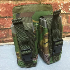 ISPL DPM Double 5.56 mag pouch Army Military Webbing