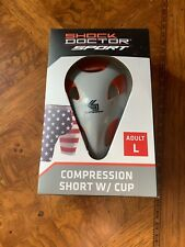 New Shock Doctor Cup Only (Adult Large)