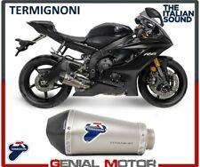 Exhaust Termignoni Force Titanium Yamaha R6 2019 19