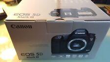 Canon EOS 5D MARK MK 3 III 22.3MP DSLR macchina fotografica digitale full frame-solo corpo
