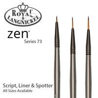 Royal & Langnickel Zen All Media Paint Brush S73 - Script, Liners & Spotters