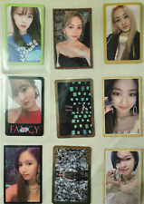TWICE - Feel Special / Fancy You - Official Photocards - KPOP