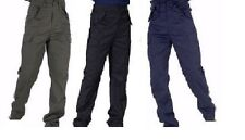 COMBAT ARMY CARGO WORK OR CASUAL TROUSERS 42 - 60 Waist