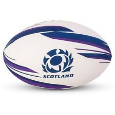Scotland Scottish Team RU Rugby Ball Size 5 100 Official Merchandise