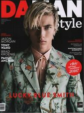 Da Man Style Indonesian Mag Spring Summer 2016 Jason Morgan 070518DBF2