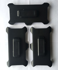 3x Belt Clip Holster For Samsung Galaxy S8 Plus + Otterbox Defender Case NEW