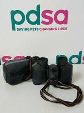 Prisma Compact Binoculars 10x24 Black w. Strap & Case - S783