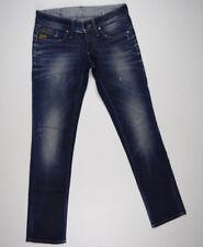 G-Star Raw Jeans 'MIDGE STRAIGHT WMN' W26 L32 EUC RRP $289 Womens