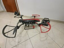 sky rider drone mai usato +telecomando