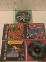 Playstation 1 And 2 Games PS2 Midnight Club 3 DUB Disc Only! PS1 Frogger2 & more