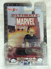 NEW GHOST RIDER DODGE CONCEPT DIE CAST CAR SERIES 1 20 OF 25 MAISTO ULTIMATE MOC