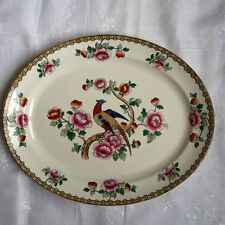 Lovely ANTIQUE ENGLISH F. WINKLE WHIELDON WARE LARGE PLATTER