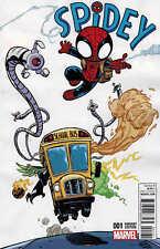 Spidey #1 Skottie Young Marvel Babies Variant Marvel 2015 Anad Spider-Man