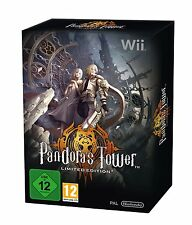 Pandora's Tower - Limited Edition [Nintendo Wii, PAL Region, Action RPG] NEW