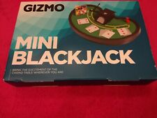 Gizmo Mini Blackjack Game New In Box