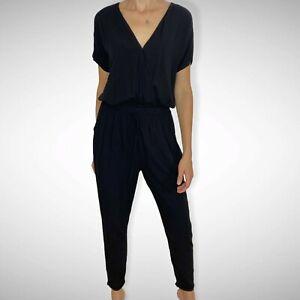 Seafolly Black Jumpsuit