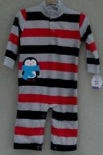 Carter's Child of Mine One Piece Flannel Sleeper - 12 Months - BRAND NEW W/TAGS