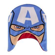Kinder Winter Mütze * Marvel Avengers Captain America * Gr. 52/54