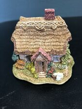 Lilliput Lane - Wash Day - Tiny House - Handmade In England - Number 866.~