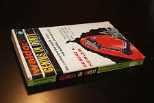 (63) Genius in orbit / Robert A.Heinlein / Avon book