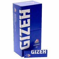 Cartine Gizeh Original Blu, tipo A, Scatola da 50 libretti (50 floglie/libretti)