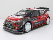 NOREV 1:18 AUTO CITROEN C3 WRC 2017 OFFICIAL PRESENTATION VERSION ART 181630