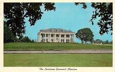 Louisiana Governors Mansion Baton Rouge LA Postcard