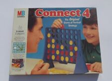 MB Connect 4 the original game of vertical strategy 6-Adult 2 players take turns