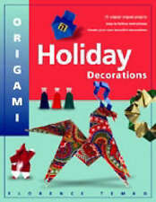 Origami Holiday Decorations-ExLibrary