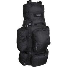 Original Russian SPLAV Tactical Travel Backpack «Defender 95 v.2» 95 L, Black