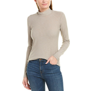 JAMES PERSE TWISTED TURTLENECK SHADOW SIZE 2 MSRP: $125.00