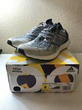 """NEW ADIDAS ULTRABOOST Uncaged """"Oreo Blue"""" Ultraboost CG4096 Size 8 100% Auth"""