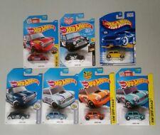 Hot Wheels Morris Mini  Cooper Lot of 7