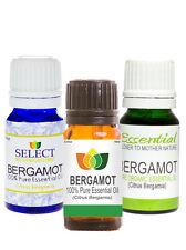 Bergamot Essential Oil Pure Natural Organic Premium Aromatherapy Citrus Bergamia