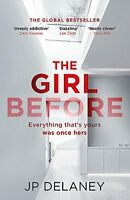 The Girl Before,JP Delaney