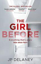 The Girl Before,JP Delaney