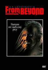 FROM BEYOND Movie POSTER 27x40 B Jeffrey Combs Barbara Crampton Ted Sorel Ken