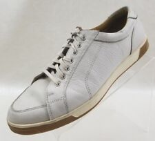 Cole Haan Quincy Sneakers Mens Beige Leather Sport Lace Up Shoes Size 11M