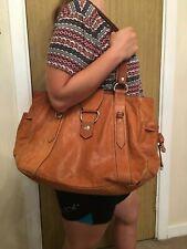 Womens Miu Miu Brown Leather Bag - Used