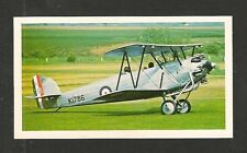 HAWKER TOMTIT  RAF Trainer Central Flying School  1977 PHOTOCARD