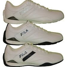 Fila Motorsports KALIEN T Lightweight Lace Up Casual Driving Shoes Sneakers