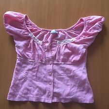 Top rose - Taille 36
